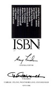 writing isbn